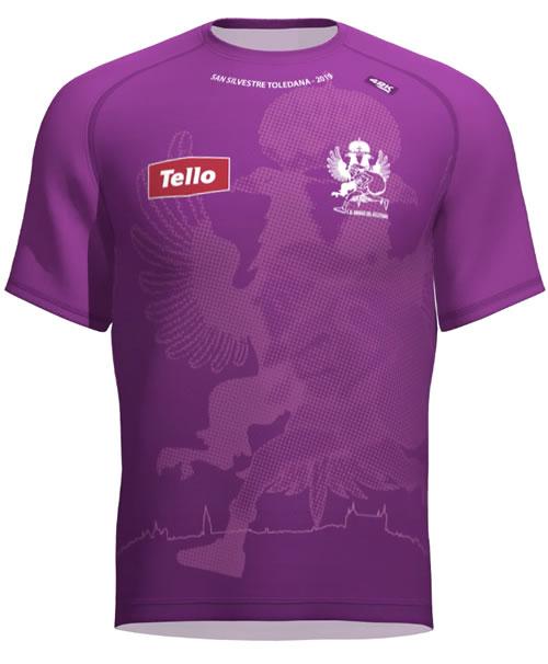 Camiseta San Silvestre 2019